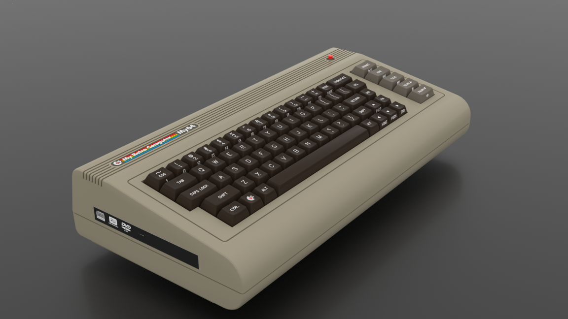 Here at My Retro Computer we aim to do just that. We believe the PC market is boring and stagnated, it needs a new fresh approach – retro is the new